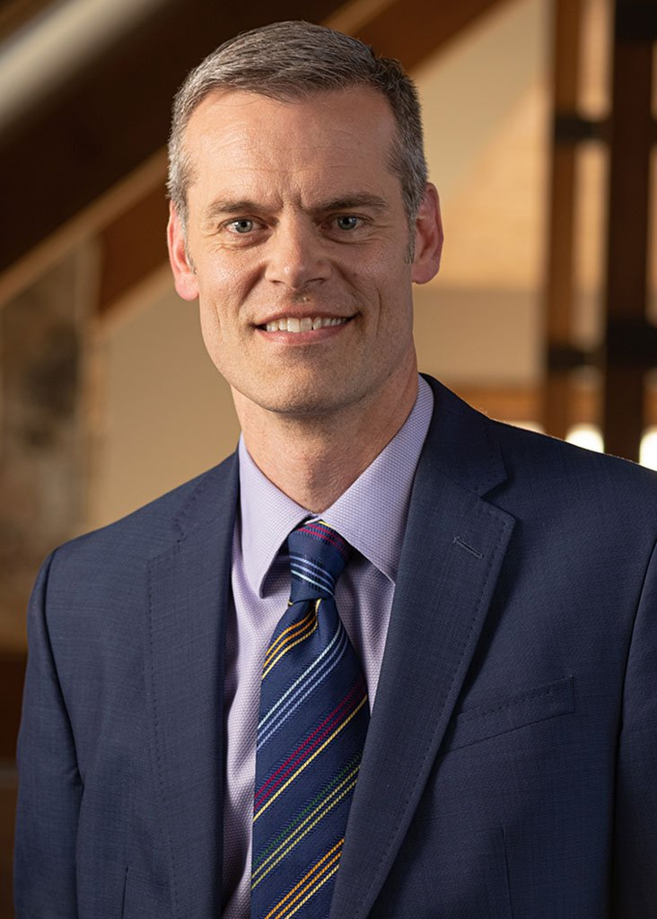 Dr. Andrew Peterson, Co-Chief Medical Officer.